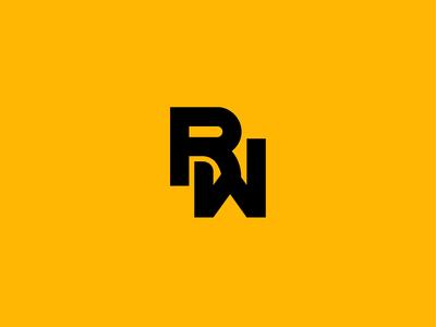 RW logo concept