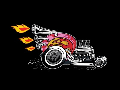 """First Time """"Hot Rod Snail"""""""