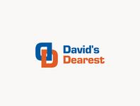 David's Dearest Logo (DD)