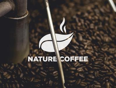 Nature Coffee Logo Design
