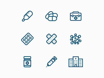 Medicine Line Icons free download free icons line icons vaccine icon virus icons medicine icons