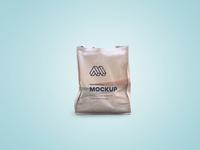Reusable Bag Mockup free psd free mockup bag mockup market market bag reusable bag mockup