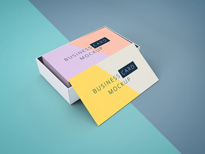 freebie business cards mockup by graphberry dribbble