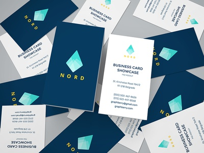 Business Cards Mockup
