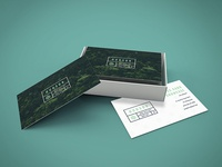 Business Cards PSD Mockup