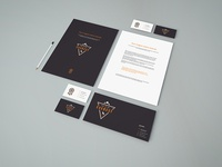 Stationery PSD Mockup