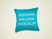 Pillow PSD Mockup