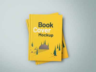 Hardcover Book Mockup smart object free psd freebie mockup template mockup psd mockup book mockup