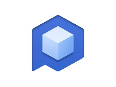 Logo Positive Cube