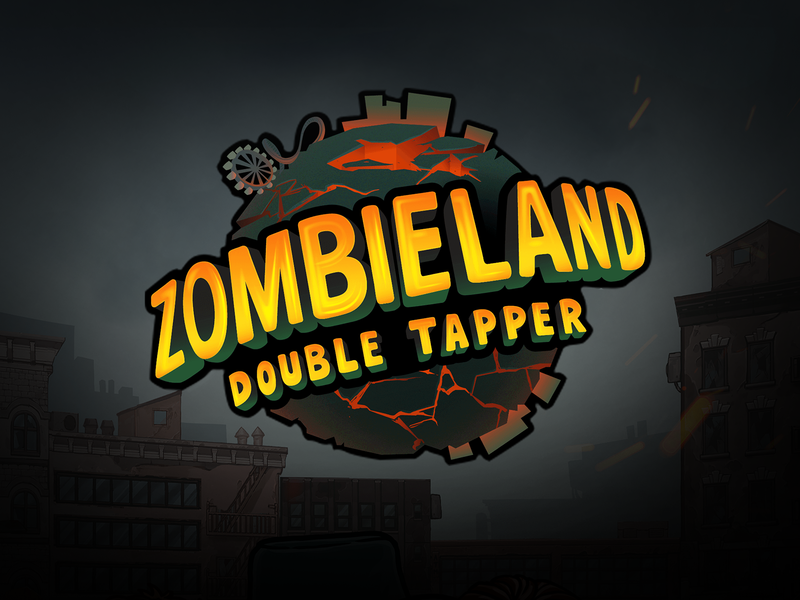Zombieland: Double Tapper gui studiopunchev icons illustration design game interface punchev ux ui