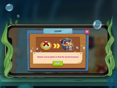 SpongeBob: Krusty Cook-Off design mobilegame spongebob squarepants krustycook-off spongebob ux ui gui icons