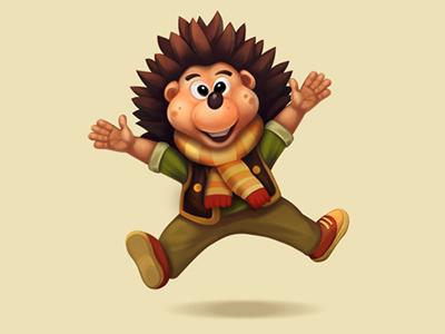 Hedgehog drb