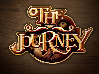 Thejourney Logo Dribble