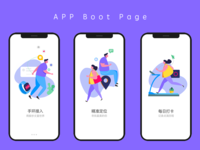 Boot page