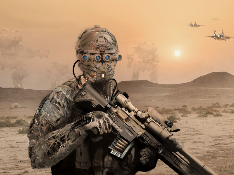 Special forces painting drawing photoshop soldier army military digitalpainting photobashing conceptart