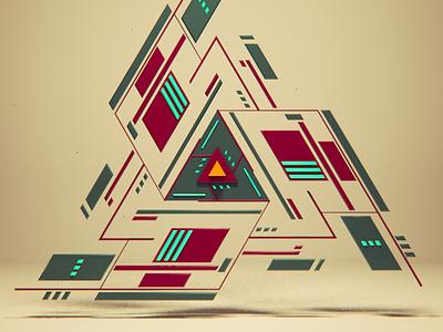 Tumblr Mmagm9qjq31r6xm5co6 1280 animation design motion art romanowsky geometry pure