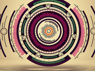 Tumblr Mmagm9qjq31r6xm5co4 1280 animation design motion art romanowsky geometry pure
