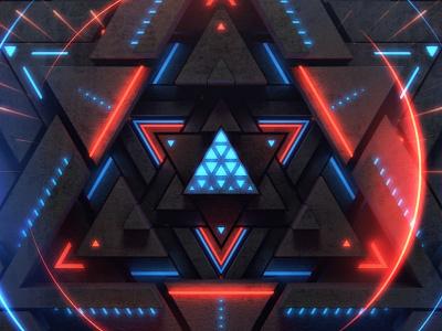 Royksopp 2015 Tour Visuals. Monument background scene music graphics motion art monument visuals tour 2015 royksopp