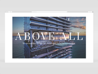 Turnberry Ocean Club Landing Page Intro