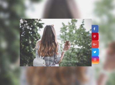 Social Share | Daily UI 10