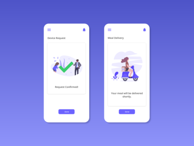 Flash message | Daily UI 11