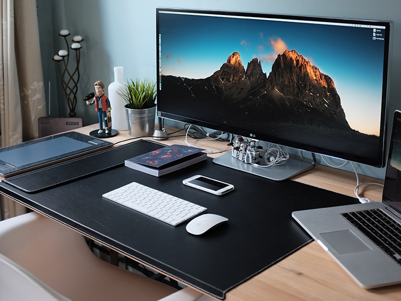 Desk By Morgan Jones Dribbble