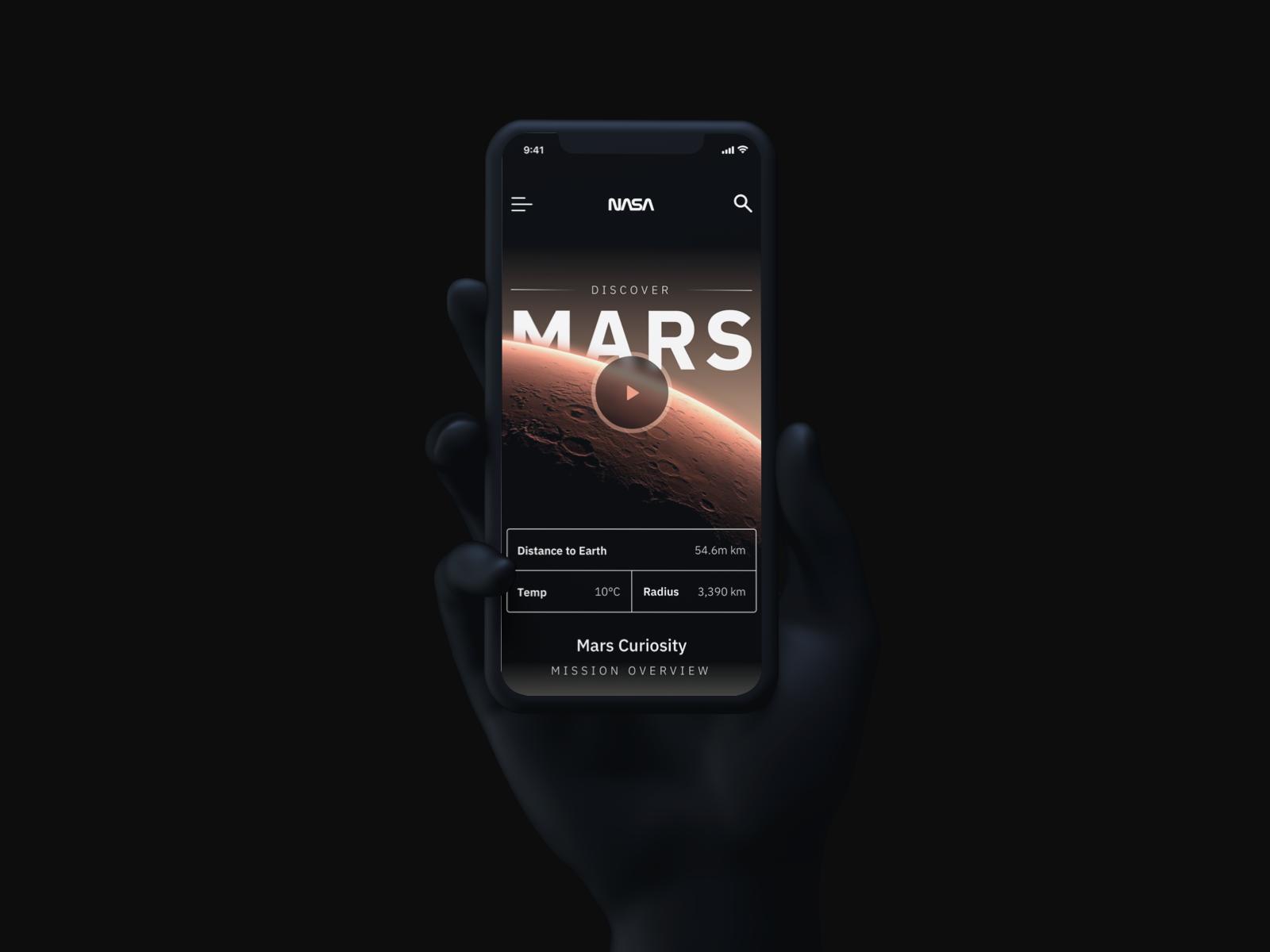 Mars 4x