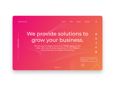 Lettuce Agency