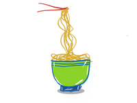 Noodles Practice!!