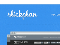 Launched Slickplan