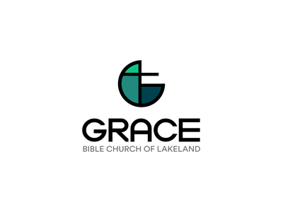GBC concept religion church flatdesign icon illustration typography logo black minimal branding flat vector design