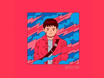 Kaneda Shotaro doodle kanedashotaro kaneda