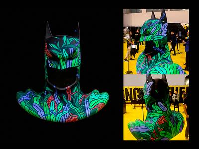 Batman 80th Anniversary batman molotow dccomics custom comic