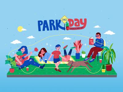 PARK ING DAY