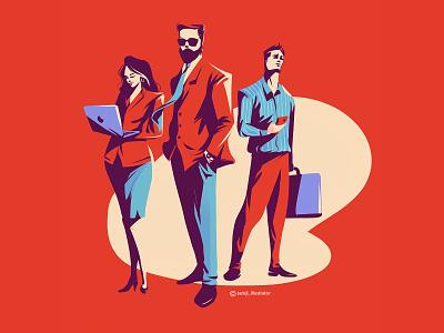 sharks design freelance illustrator vector illustration flag design editorial illustration character design illustrator illustration
