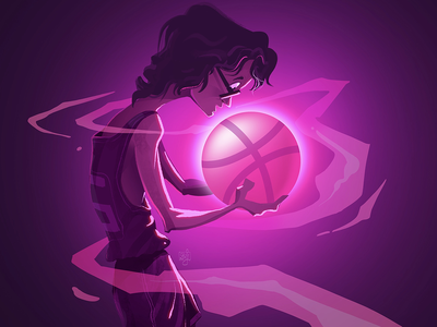 Hello players digitalartwork digital 2d dribbble best shot dribbble ball procreate editorial art illustrator illustration editorial illustration debutshot debut shot debut