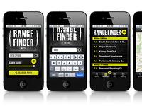 Range Finder Mobile // Beta