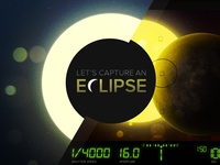 Let's Capture An Eclipse