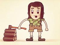 Lumber Jill