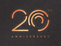 20th anniversary image