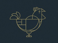 Chicken geometric
