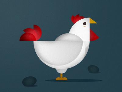 Chicken Geometric2
