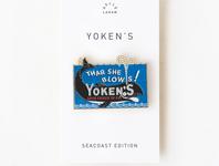 Yoken's pin