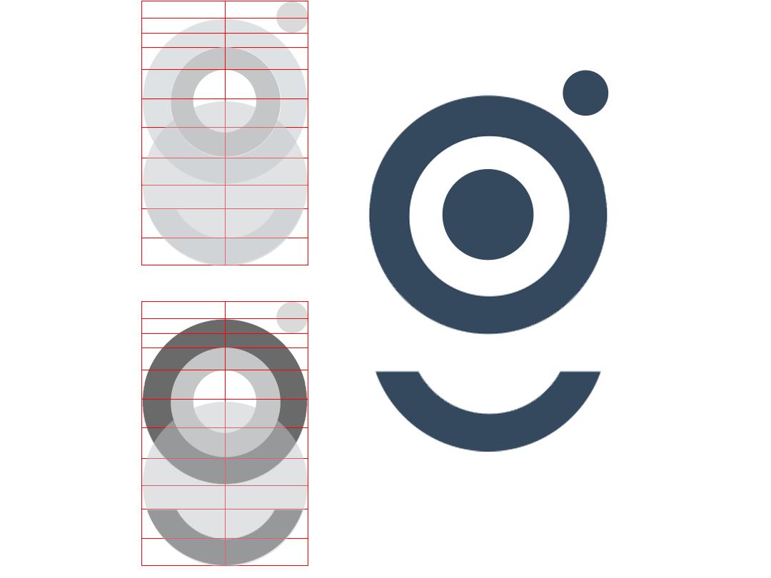 Logo Process icon branding logo design