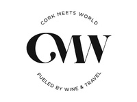 Logo concept for Cork Meets World