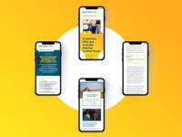 Electric Literature - Mobile