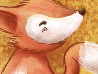 RingyDingDing? chalk brushes illustration fox textures photoshop