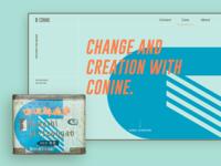 Transform old stuff to new design step 1