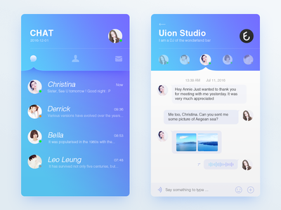 To Find 2 ux ui interface interaction inspiration connect clean color 10 ios apple