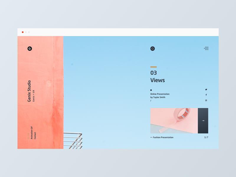 Creative Agency - Views